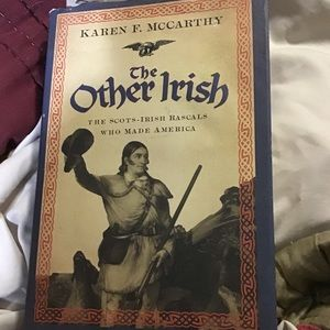 📦3/$13 The Other Irish by Karen  F. McCarthy